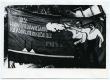 1905. a. Raudtee Tehaste lipp. A. Laikmaa kavand, tema ateljees valmistatud N. Triigi kaasabil - KM EKLA