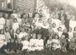 Valga lasteaia lapsed 1918. a. suvel. Taga par. Ernst Enno - KM EKLA