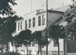 Läänemaa Maavalitsuse hoone, mille haridusosakonnas (II korrus) Ernst Enno töötas koolinõunikuna - KM EKLA