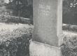 Ernst Enno haud Haapsalu vanal kalmistul - KM EKLA