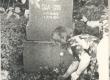 Ernst Enno haud Haapsalu kalmistul - KM EKLA