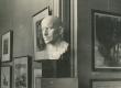A. Adson'i büst näitusel 1943. a. Skulptor Horma - KM EKLA