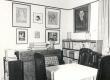 Fr. Tuglase majamuuseumis I korruse tuba - KM EKLA