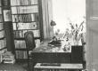 Fr. Tuglase töölaud tema majamuuseumis Tallinnas Väikese Illimari 12. 1976 - KM EKLA