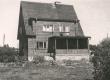 E. Peterson-Särgava tütre Salme Solba maja Tall. Pirita-Kosel, kus kirjanik elas 1941-1944. a. - KM EKLA