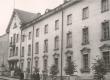 E. Peterson-Särgava viimane töökoht - Tallinna Ehitustehnikum (Luise 1 A) - KM EKLA