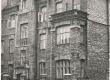 End. Tallinna kaubanduskooli hoone Sakala t. 52, kus E. Peterson-Särgava oli enne rev. õpetajaks - KM EKLA