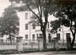 End. Gustav Adolfi gümn. maja Tallinnas Kooli 2 / Nooruse 12, kus töötas ka õhtugümn. (Tall. Linna Ühisgümn.), mille õpetajaks oli E. Peterson-Särgava 1924-1927. a. - KM EKLA