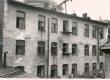 End Tallinna linnakooli maja Uus tän. 15 hoovil, kus E. Peterson-Särgava on töötanud - KM EKLA