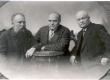 Vennad Petersonid u. 1927. a. Vas.: Ernst, Otto ja Villem - KM EKLA