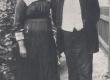 Ernst Peterson-Särgava oma abikaasa Annaga, s. Tohver - KM EKLA
