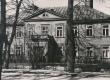 E. Peterson-Särgava 80. sünnipäev. Vaade aupresiidiumile Vabariikl. Noorte Majas 1948. a. Orig.: Sirp ja Vasar 1948, nr. 18 (1. V) - KM EKLA