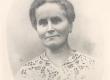 Ernst Peterson-Särgava abikaasa Anna (s. Tohver) - KM EKLA
