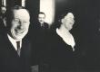 Marie Under ja A. H. Tammsaare 20. dets. 1936. a. - KM EKLA