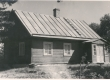 Saun V. Grünthal-Ridala kodus Muhus Viira külas - luuletaja ema Maria Grünthali viimane elukoht - KM EKLA