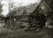 Karl Ristikiviga seotud paigad - Varbla kihelkond Kilgi küla Ristikivi talu sepikoda - KM EKLA