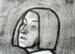 Betti Alver. Al. Suumani söejoonis, 1966 - KM EKLA