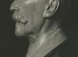 August Kitzberg'i büst 1960. a. Skulpor Aleksander Eller - KM EKLA