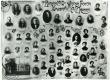 Tartu Puðkini-nimelise Tütarlaste Gümnaasiumi 9. lend 1910. a. - KM EKLA