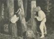 """A. Kitzbergi """"Libahunt"""" Riiklikus Draamateatris 1954. a. II v. - KM EKLA"""