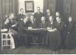 Eestimaa Rahvahariduse Seltsi juhatus 1912 - KM EKLA
