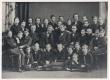 Jakobson, C. R. Peterburis õpetajate Pustonsky, Jordani, Popovi ja õpilastega - KM EKLA