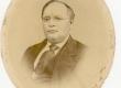 """J. W. Jannsen, """"Vanemuise"""" eestseisuse liige 1872 - KM EKLA"""