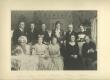 """""""Estonia"""" teatris A. Adsoni näidend """"Lauluisa ja Kirjaneitsi"""" 1931. a. A. Adson tegelastega - KM EKLA"""