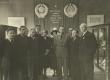 Eesti nõukogude raamatu ja raamatugraafika näituse avamine Moskvas 25. V 1950 - KM EKLA