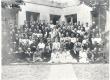 Õpetajate suvekursus Tartu Ülikooli juures 1920. a. II reas vas.: 7) P. Põld, 8) M. J. Eisen, 10) P. Treiberg, 11) J. Semper - KM EKLA