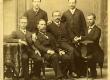 D. Grünberg, H. Treffner, Anson, V. Ohmann, J. Jõgever, J. Kurrik - KM EKLA