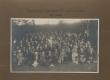 Saaremaa õpetajate III suvekursus 1921. a. A. Mälk, J. Aavik, Juuli Suits jt - KM EKLA
