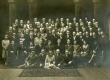 """EÜS """"Veljesto""""liikmed ja külalised Helsingi ülikooli Satakunta osakonnast """"Veljesto"""" 10. aastapäeval 1930. a - KM EKLA"""
