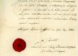 Friedrich Reinhold Kreutzwaldi leeritunnistus 1. V 1820 - KM EKLA