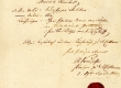 Friedrich Reinhold Kreutzwaldi ristimistunnistus 19. IX 1820 - KM EKLA