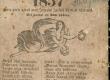Maarahva Kasuline Kalender 1857