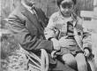 Peeter Grünfeldt lapselaps Evaga 21. V 1933 Nõmmel - KM EKLA