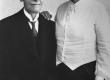 Peeter ja Anna Grünfeldt 1935 Nõmmel - KM EKLA