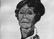 """Marie Under. Ðarþ ballaadide kogu """"Õnnevarjutus"""" ilmumise puhul 1929. a. - KM EKLA"""