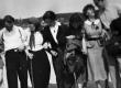 Veljestolaste väljasõit Elvasse [1930. a. II poolel]. Vas.: B. Kangro, S. Niilend, I. Lepassaar, A. Saar, K. Merilaas, A. Sang - KM EKLA