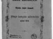 "A. Kitzberg, ""Kodu-kurukesest"", Trt, 1878. Kaas - KM EKLA"