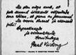 Paul Viiding F. Tuglasele 23.05.1931 (postitempel). (Postkaart ilma aadressita kopeeritud.)  - KM EKLA