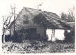 """A. Kitzbergi jutustuse """"Rätsep Õhk ja tema õnneloos"""" peategelase prototüübi Jaak Õhk'i maja Abjas  - KM EKLA"""