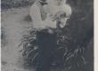 A. Kitzberg poja Hansuga Pöögle koolimaja aias 1901. või 1902. a. suvel  - KM EKLA