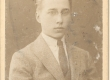 Jaan Kitzberg, August Kitzbergi poeg 1923. a. - KM EKLA