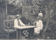A. Kitzberg perekonnaga 1925. a. Kuressaares  - KM EKLA