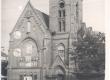 Düünaburgi saksa kirik, kus A. Kitzberg laulis koori liikmena 1961  - KM EKLA