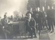 Rahukonverents Tartus 2.02.1920. a. Vas. teine Anton Jürgenstein, kuues M. J. Eisen  - KM EKLA