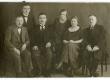 Ernst Enno (vas. 1.) Läänemaa Haridusosakonna töötajatega u. 1925 - KM EKLA