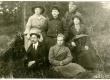 Ernst Enno ja Peru algkooli õpetajad Vigalas 6. IV 1921. a. - KM EKLA